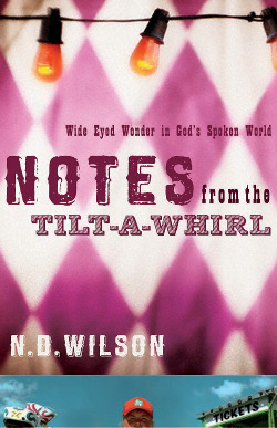 Notes From The Tilt-A-Whirl (front cover)